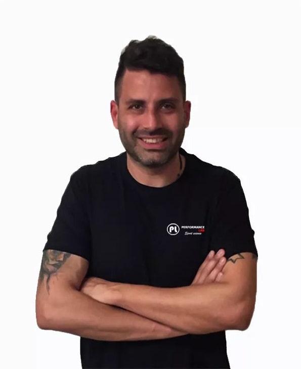 Paolo Aiello preparatore fisico perugia