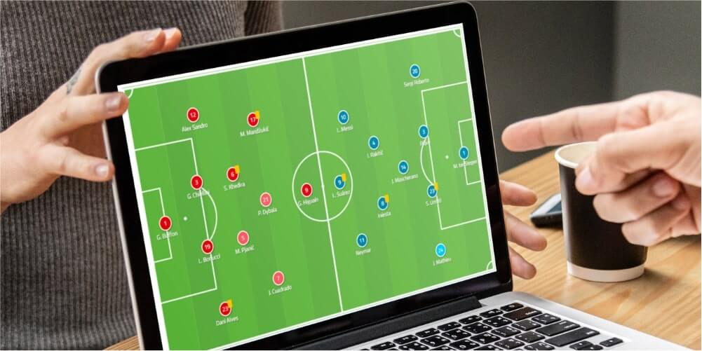 Analisi tattica nel calcio