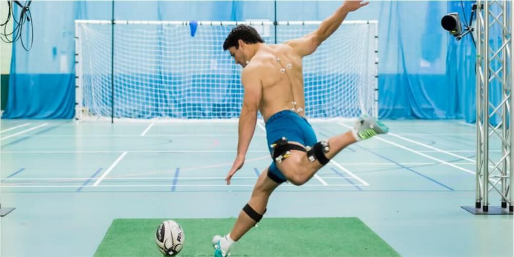 Biomeccanica nel calcio