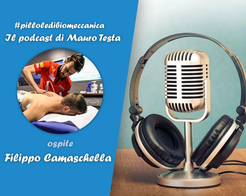 Episodio 001 – Ospite Filippo Camaschella