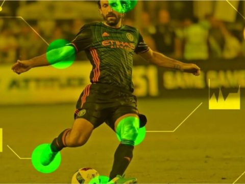 Valutazione dell'allenamento nel calcio con GPS