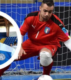 Allenamento portiere Calcio a 5