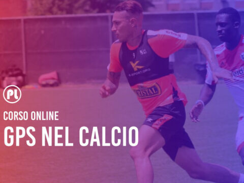 Corso Online GPS nel calcio
