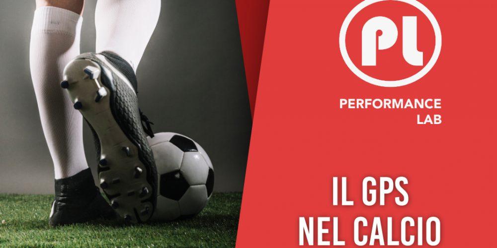 Il GPS nel calcio_PerformanceLab
