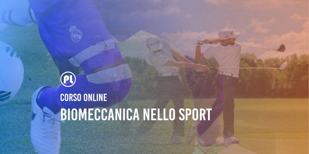 Corso Online Biomeccanica nello Sport