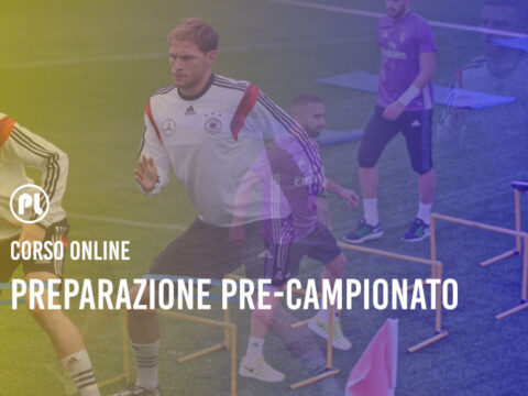 Corso Online Preparazione Pre-Campionato