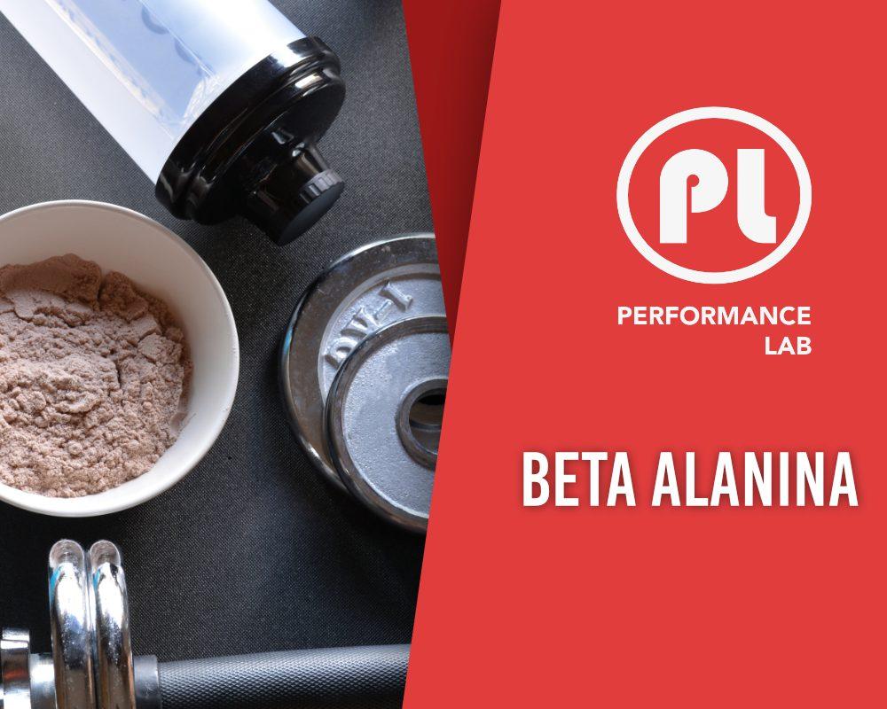 La beta alanina