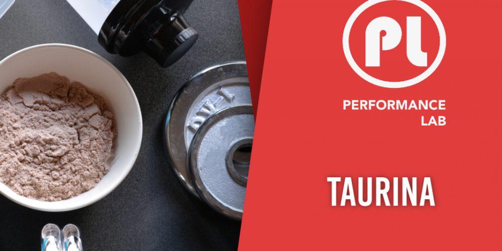 La taurina_PerformanceLab
