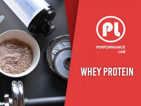Le whey protein