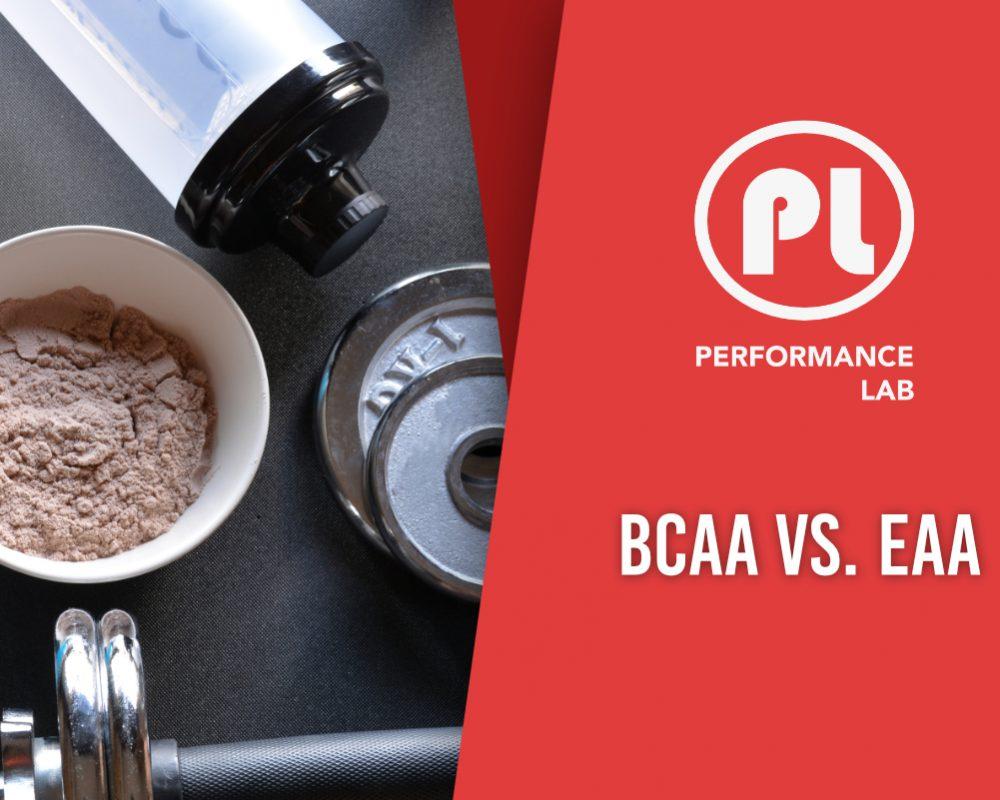 I BCAA vs. gli EAA