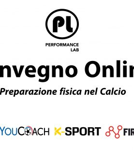 Convegno PerformanceLab – Preparazione fisica nel calcio