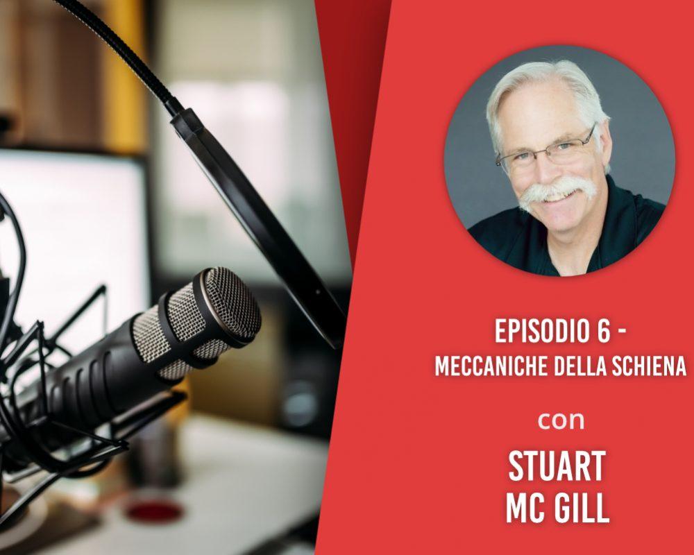 Meccaniche della schiena – Intervista a Stuart McGill
