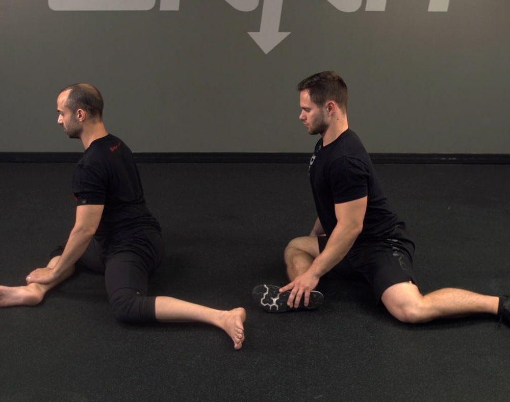 Hip mobility training