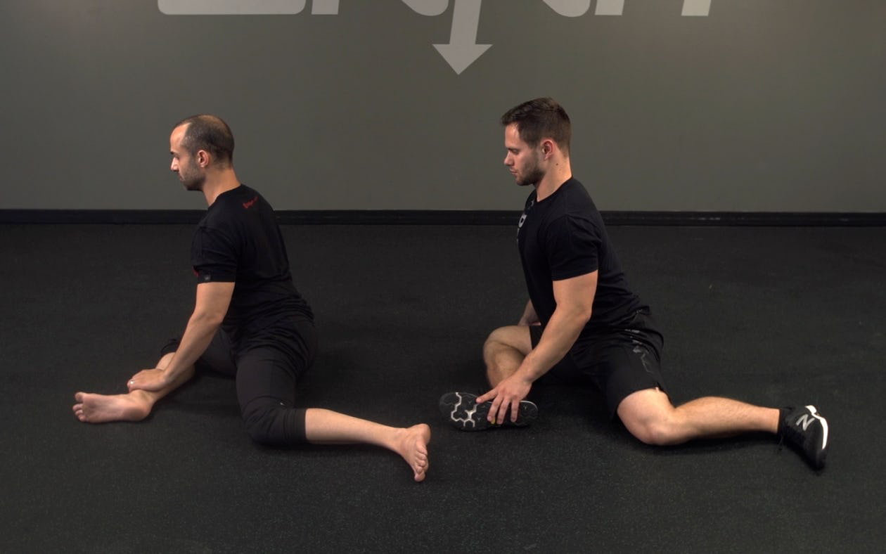 Hip mobility training