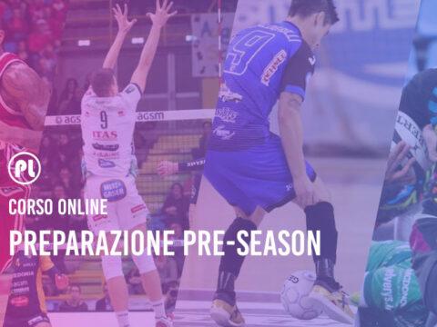 Corso Online Preparazione Pre-Season