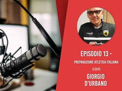 Preparazione atletica italiana – Intervista a Giorgio D'Urbano