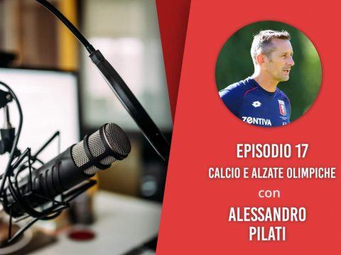 Calcio e Alzate Olimpiche – Intervista ad Alessandro Pilati