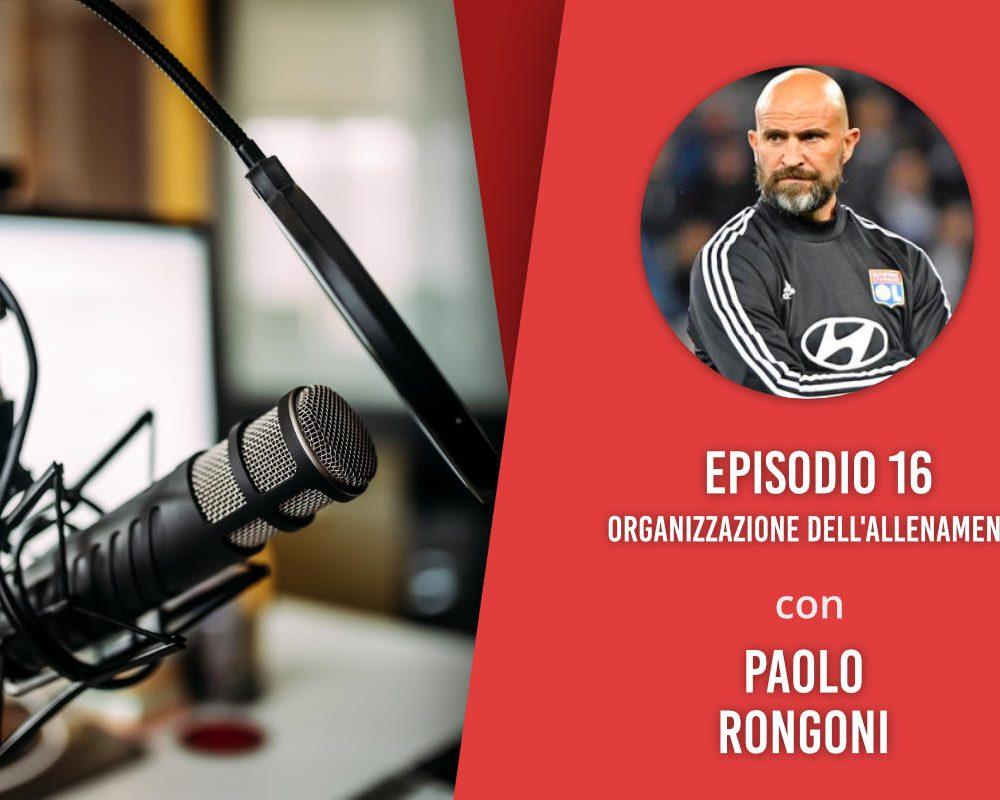 Organizzazione dell'allenamento – Intervista a Paolo Rongoni