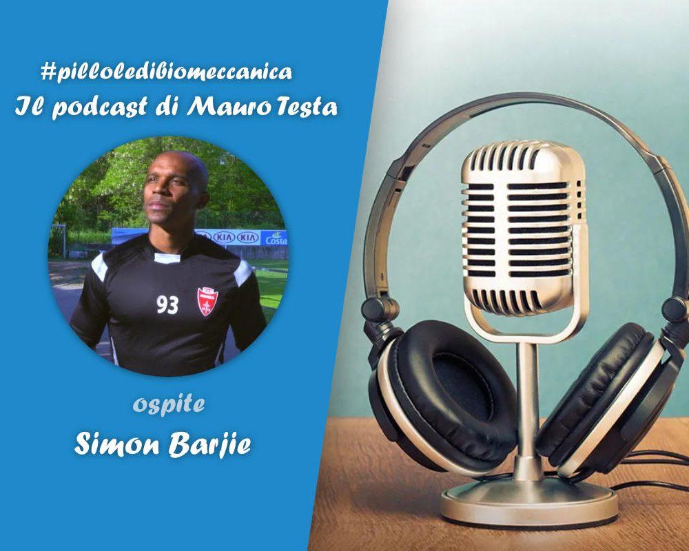Episodio 008 – Ospite Simon Barjie