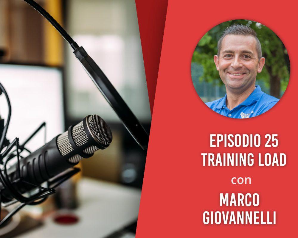 Training Load – Intervista a Marco Giovannelli